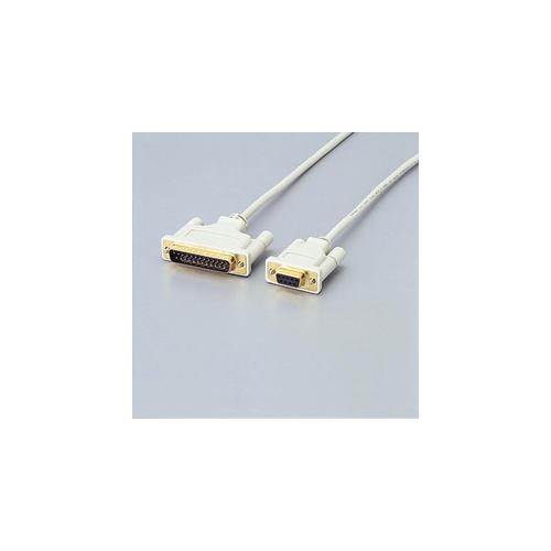 エレコム エレコム RS-232Cケーブル(リバース) C232R-D15 敬老の日