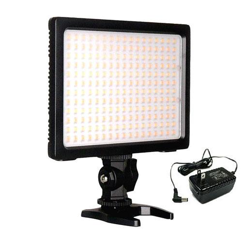 定番キャンバス カメラに固定できるシュータイプ三脚固定もできる LPL LEDライトワイド ACアダプター付属 VL-W2040XPC 4年保証 カメラ直付タイプ 広い範囲を明るくムラのない光で照射 薄型 軽量 現場撮影 撮影用照明 スタジオライト スタジオ照明 撮影照明 LED照明 撮影現場 照明機材 撮影用ライト
