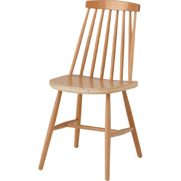 ダイニングチェア 木製 天然木 ビーチ 食卓チェアー 食卓椅子 いす イス 椅子 ダイニングチェアー レトロ モダン 北欧 ブルックリン 西海岸 男前 インテリア おしゃれ アンティーク カントリー かわいい ナチュラル