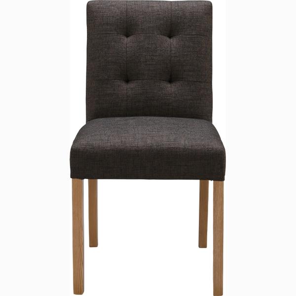 ダイニングチェア 天然木 食卓チェアー 食卓椅子 いす イス 椅子 ダイニングチェアー ファブリック レトロ モダン 北欧 ブルックリン 西海岸 男前 インテリア おしゃれ アンティーク カントリー かわいい 高級感 ブラウン