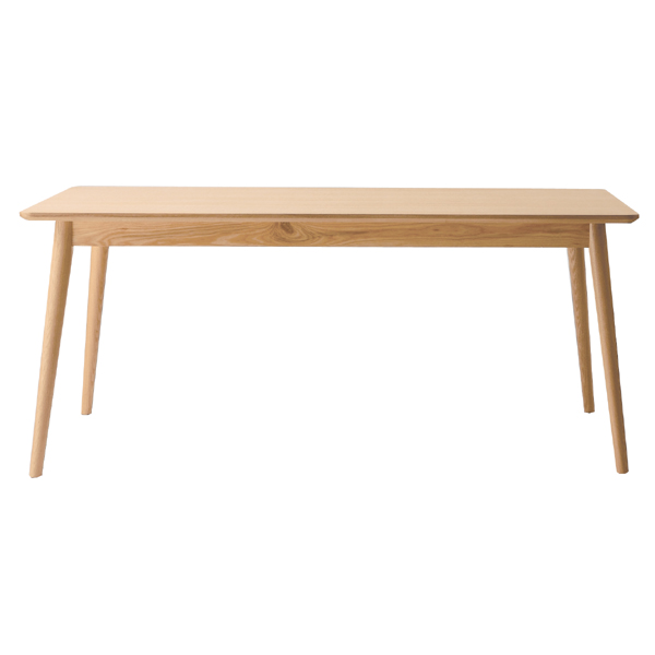 ダイニングテーブル 単品 幅160cm 6人用 6人掛け 北欧 シンプル ダイニング テーブル 天然木 木目 木製 おしゃれ 机 つくえ 食卓机 作業台 食卓テーブル リビングテーブル かわいい ナチュラル