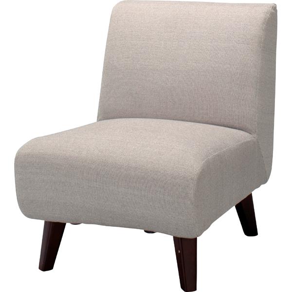 ソファー ソファ 1人掛け 一人掛け 1人用 ファブリック ローバック ローソファ イス 椅子 チェアー チェア 北欧 モダン レトロ カフェ風 西海岸 ブルックリン おしゃれ かわいい リビング 一人暮らし ベージュ