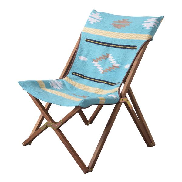 完成品 折りたたみチェアー ガーデンチェア 木製 フォールディングチェア おりたたみ いす イス 椅子 BBQ 運動会 山 海 アウトドア キャンプ ガーデンファニチャー カフェ オープンテラス バルコニー テラス 庭 ベランダ シンプル ブルー