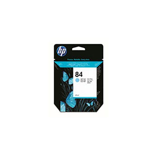 (業務用3セット) 【純正品】 HP インクカートリッジ 【C5017A 84 LC ライトシアン】
