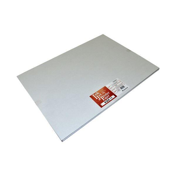 (まとめ) 桜井 インクジェット用普通紙70 A1カット 841×594mm IJS60E 1冊(50枚) 【×4セット】