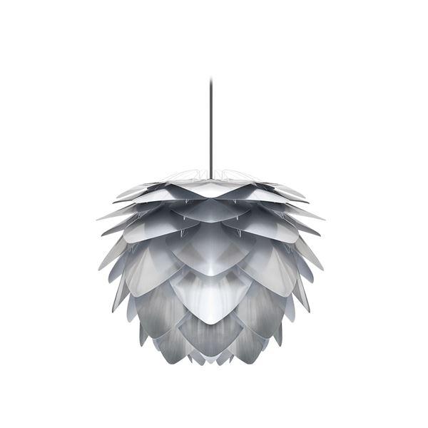 ペンダントライト/照明器具 【1灯】 北欧 ELUX(エルックス) VITA Silvia mini steel ブラックコード 【電球別売】【代引不可】