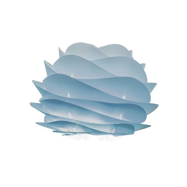 テーブルライト/卓上照明器具 【アズール×ホワイトコード】 北欧 ELUX(エルックス) VITA Carmina mini 【電球別売】【代引不可】