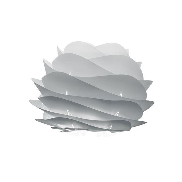 テーブルライト/卓上照明器具 【ミスティグレー×ホワイトコード】 北欧 ELUX(エルックス) VITA Carmina mini 【電球別売】【代引不可】