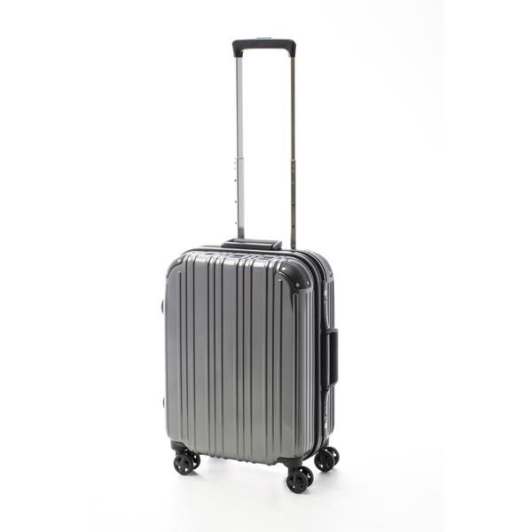 ツートンカラー スーツケース/キャリーバッグ【Sサイズ カーボンブラック ツートンカラー/ブラック】 33L 33L 『アクタス』【Sサイズ【代引不可】, アビックネットストア:33c779e2 --- ferraridentalclinic.com.lb