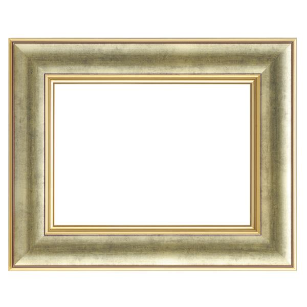 軽量 油絵額物/油額 【P12 ゴールド】 表面カバー:アクリル 『まじかるフレーム』