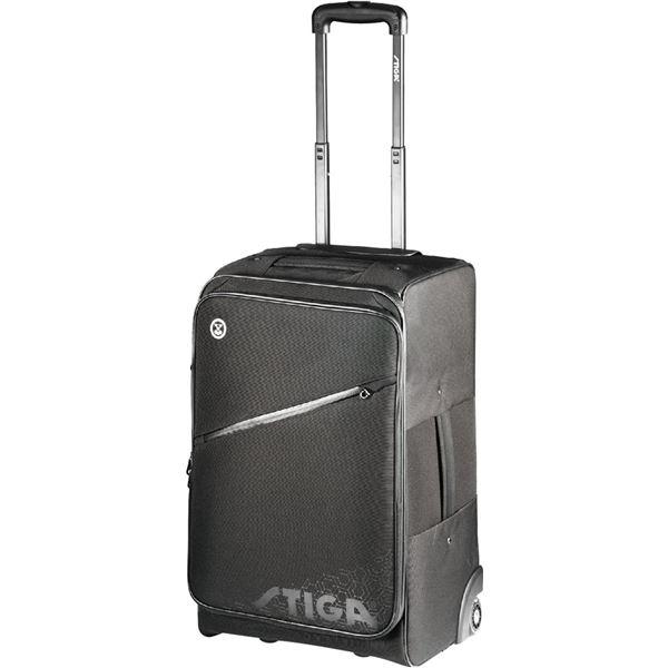 STIGA(スティガ) バッグ HEXAGON TROLLEY ヘキサゴントローリーバッグ 24′サイズ