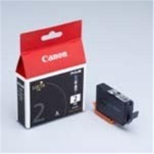 (業務用40セット) Canon キヤノン インクカートリッジ 純正 【PGI-2PBK】 フォトブラック(黒)