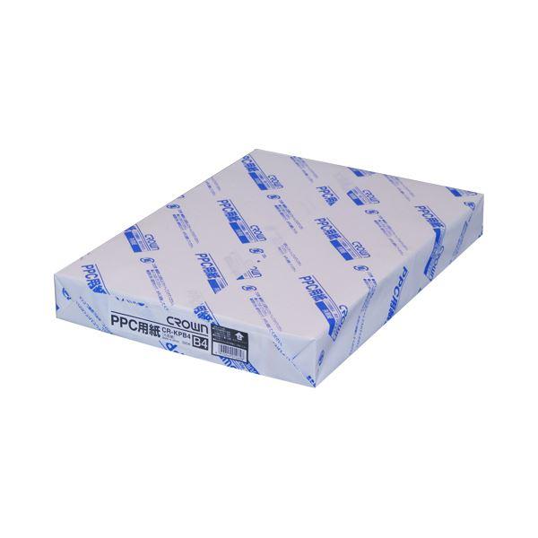 (業務用セット) PPC用紙 CR-KPB4-W 500枚×5冊入 【×3セット】