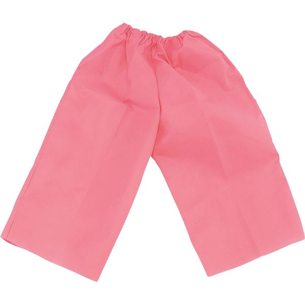 (まとめ)アーテック 衣装ベース 【J ズボン】 不織布 ピンク(桃) 【×30セット】
