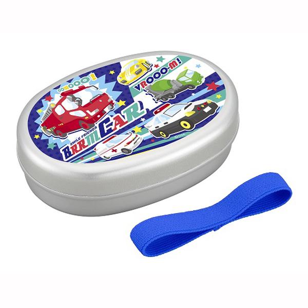 ブルーン カー アルミ子供弁当箱M 【× 5個】