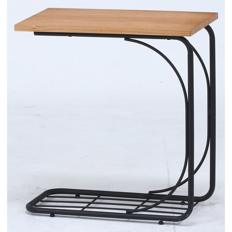 送料無料 サイドテーブル 幅50cm ナイトテーブル ベッドサイドテーブル ソファーサイドテーブル シンプル モダン おしゃれ 西海岸 男前インテリア 北欧 ナチュラル