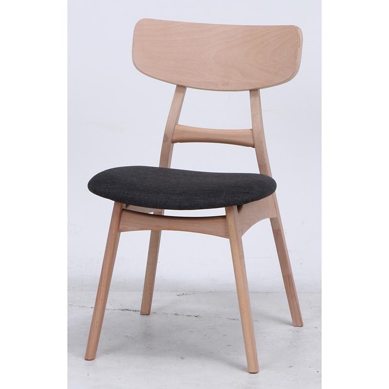 送料無料 ダイニングチェアー 2脚組 2脚セット ダイニングチェア チェアー ピエタ 1人掛け イス 椅子 いす チェアー チェア 食卓椅子 チェアー 北欧 モダン インテリア 高級感 おしゃれ デザイン ダークグレイ