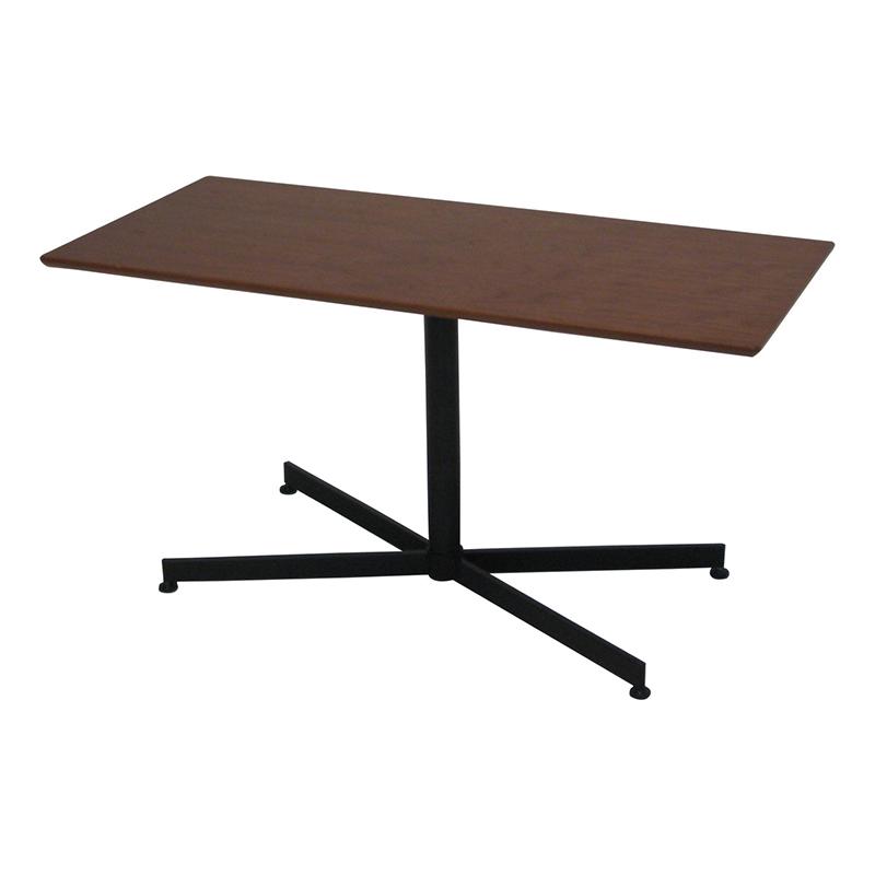送料無料 カフェテーブル 幅105cm リビングテーブル コーヒーテーブル センターテーブル 机 作業台 ダイニングテーブル おしゃれ かわいい 西海岸 男前インテリア 北欧 高級感