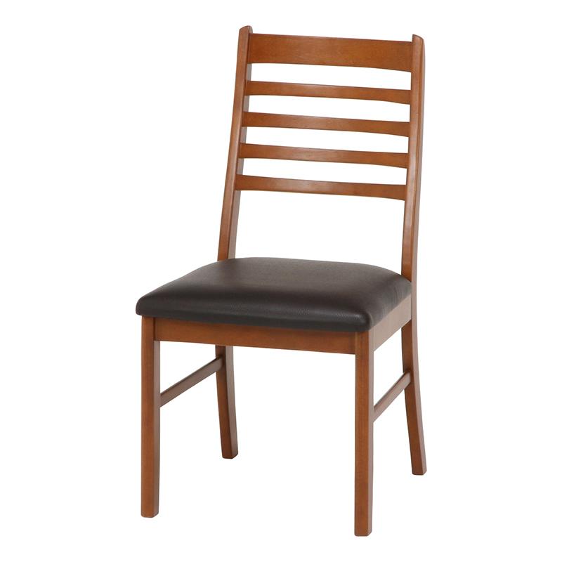 送料無料 ダイニングチェアー 2脚組 2脚セット 合皮 ダイニングチェア チェアー 1人掛け スノア イス 椅子 いす チェア 食卓椅子 北欧 モダン レトロ インテリア 高級感 おしゃれ かわいい デザイン ブラウン