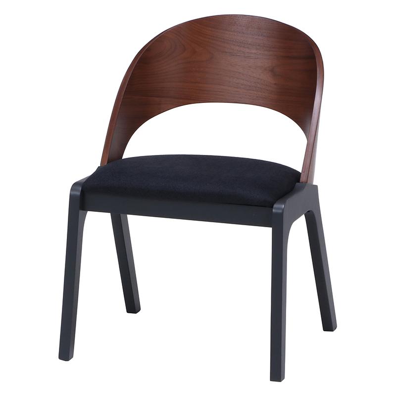 送料無料 ダイニングチェアー 2脚組 2脚セット 1人掛け 木製 ダイニングチェア モカ イス 椅子 いす チェアー チェア 食卓椅子 1人がけ インテリア 北欧 シンプル モダン 高級感 おしゃれ デザイン ブラウン×グレー