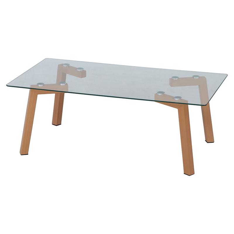 [C/D:99331] センターテーブル チキン フィルム付