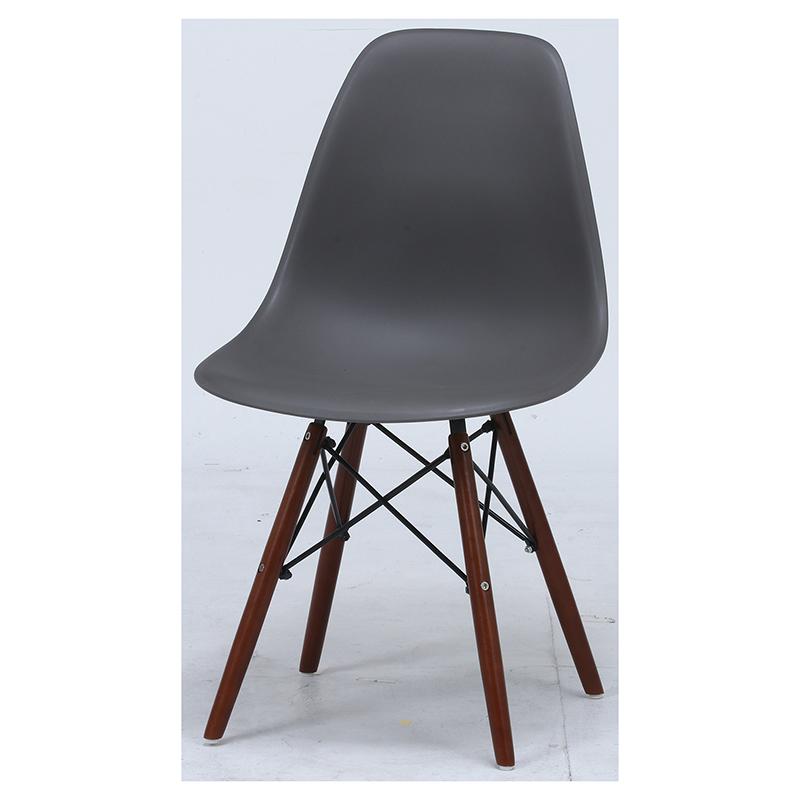 送料無料 ダイニングチェアー 4脚組 4脚セット 1人掛け ダイニンクチェア イームズチェア イス 椅子 いす チェアー チェア 食卓椅子 1人がけ インテリア 北欧 シンプル モダン 高級感 おしゃれ デザイン ダークグレー