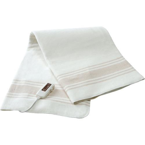 電気掛敷オーガニックコットン毛布(1)