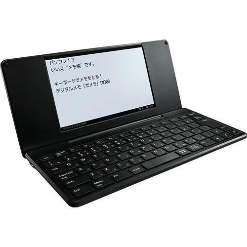 デジタルメモ ポメラ ブラック DM200クロ(1台)