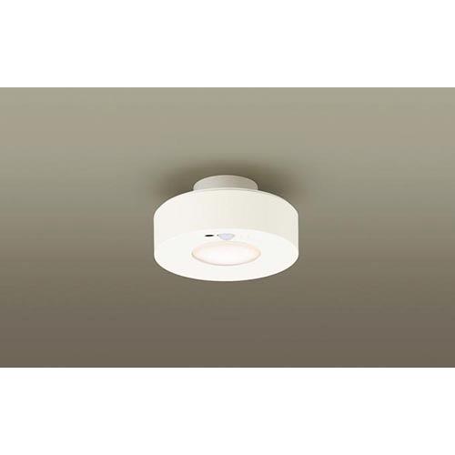 パナソニック 天井直付型 LED(温白色) 小型シーリングライト LGBC58114 LE1(1台)
