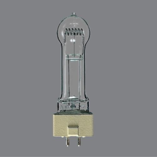 スタジオ用ハロゲン電球 1000形 バイポスト形GYX9.5口金 JPD100V1000WC/G-3(1コ入)