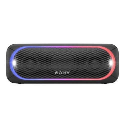 ソニー ワイヤレスポータブルスピーカー ブラック SRS-XB30(1台)