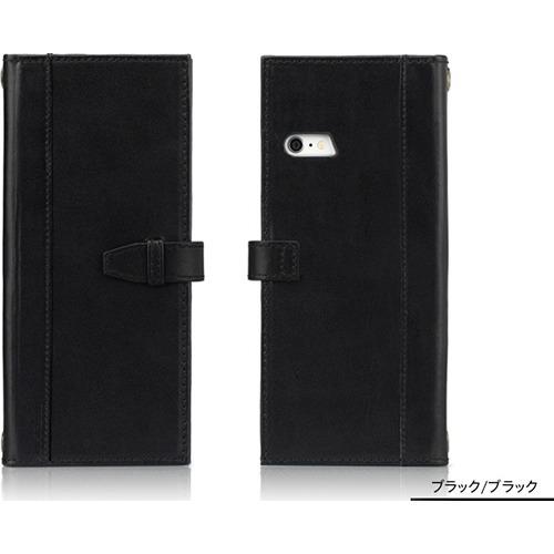 CompleteWallet 本革ケース iPhone6s PLus/6 PLus ブラック/ブラック TUN-PH-000456(1コ入)