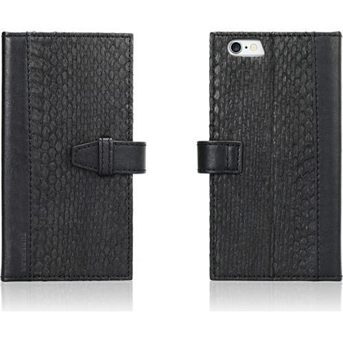 チューンウェア スネークブック iPhone 6 ブラック TUN-PH-000374(1コ入)