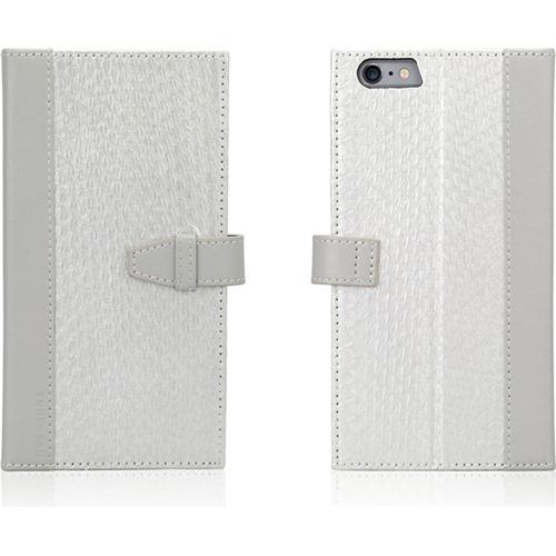 チューンウェア スネークブック iPhone 6 PLus シルバー TUN-PH-000377(1コ入)