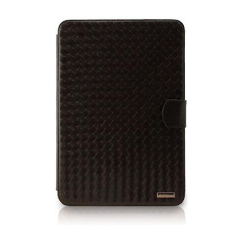 ゼヌス GaLaxy Tab 10.1 LTE ラグジュアリーメッシュダイアリー チョコ Z399GT2(1コ入)