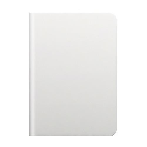SLGデザイン iPad Air D5 カーフスキンレザーダイアリー ホワイト SD3358iPA(1コ入)