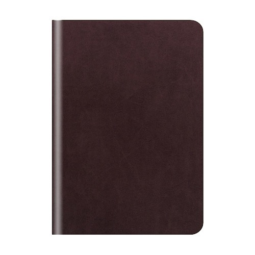 SLGデザイン iPad Air D5 カーフスキンレザーダイアリー ダークブラウン SD3365iPA(1コ入)