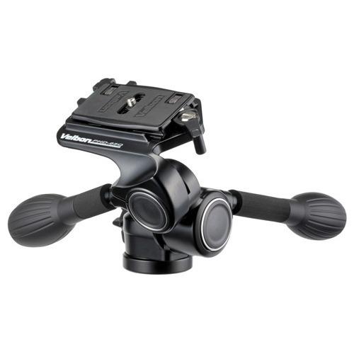 ベルボン カメラ用雲台 3ウェイ式 PHD-65Q(1台)