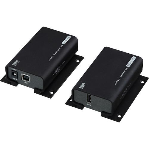 USB2.0エクステンダー USB-EXSET1(1セット)