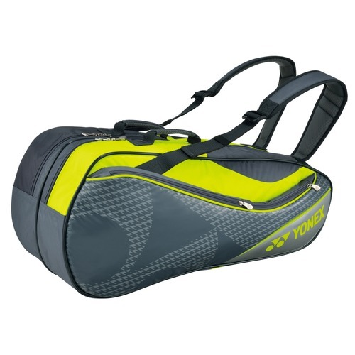 ヨネックス ラケットバッグ6 リュック付 テニス6本用 グレー BAG1722R(1コ入)