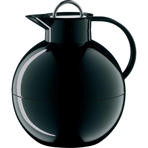 alfi(アルフィ) ステンレス製卓上用ポット Kugel(クーゲル) 1.0L ブラック AFTA-1001S BK(1コ入)