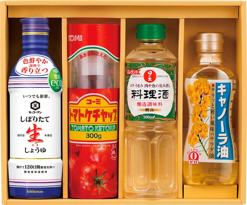 【まとめ買い10セット】キッコーマン&調味料バラエティセット 敬老の日