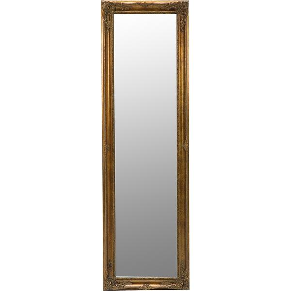 送料無料 装飾アンティーク調ミラー 金色 ゴールド 高級感 ゴージャス 存在感 エレガント【MD-7709GD】