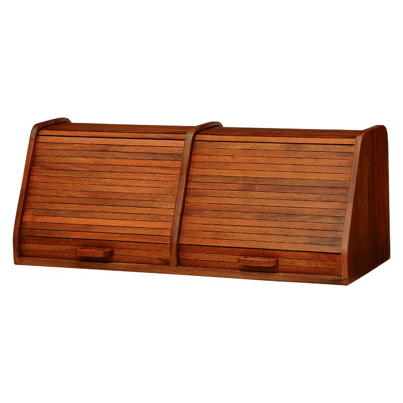 送料無料 木製カウンター上収納 卓上収納 書斎 机上収納 大人 カルマシリーズ ブレットケース【RUD-1394-70】