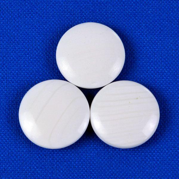 碁石 日向特製蛤碁石 28号 徳用 (厚み7.5mm)