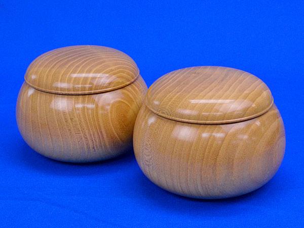 木製碁笥 本桑 特大