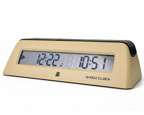 持ち時間と秒読みモード 最安値 10秒単位 新品 の設定可能 対局時計 ※将棋囲碁連珠等 対局を本格的に楽しむアイテム ショウギクロック デジタル式