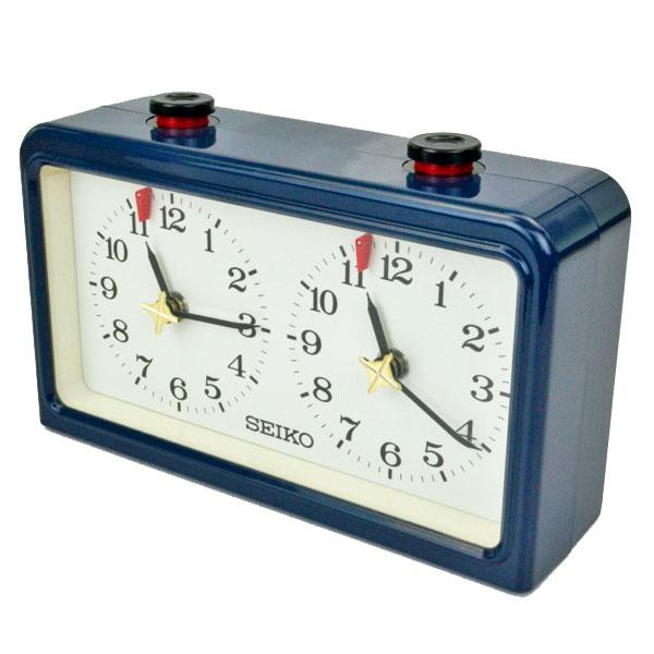 対局時計 セイコー SEIKO BZ361L(アナログ式)※将棋囲碁連珠等、対局を本格的に楽しむアイテム