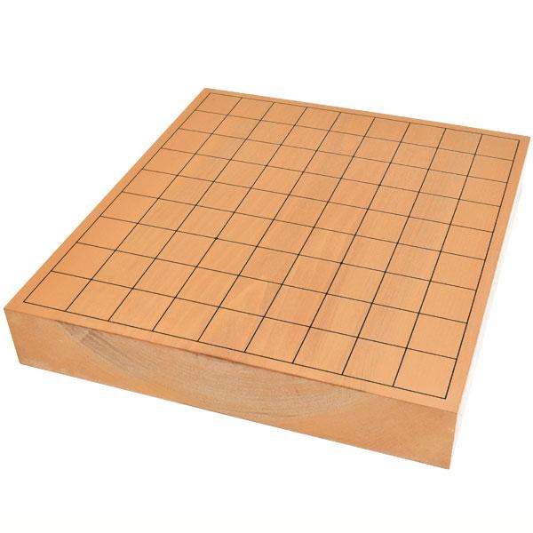 将棋盤 本桂2寸一枚板卓上将棋盤【特売品】