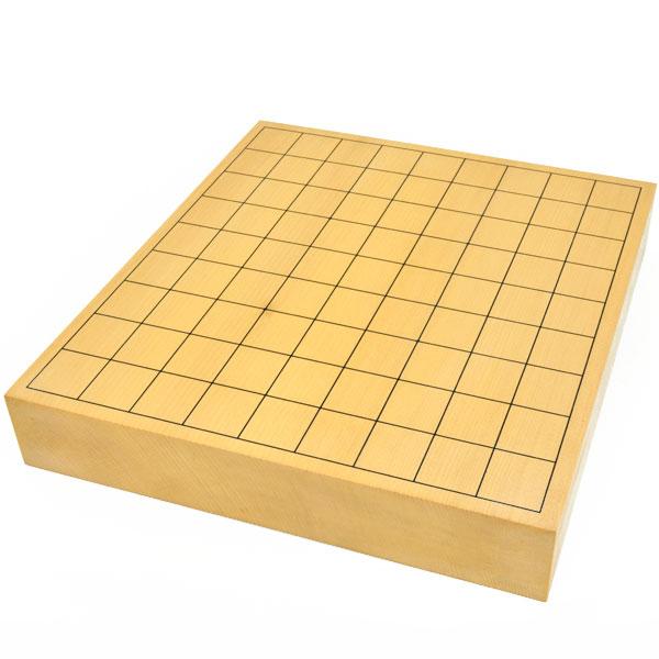 将棋盤 新かや2寸一枚板卓上将棋盤